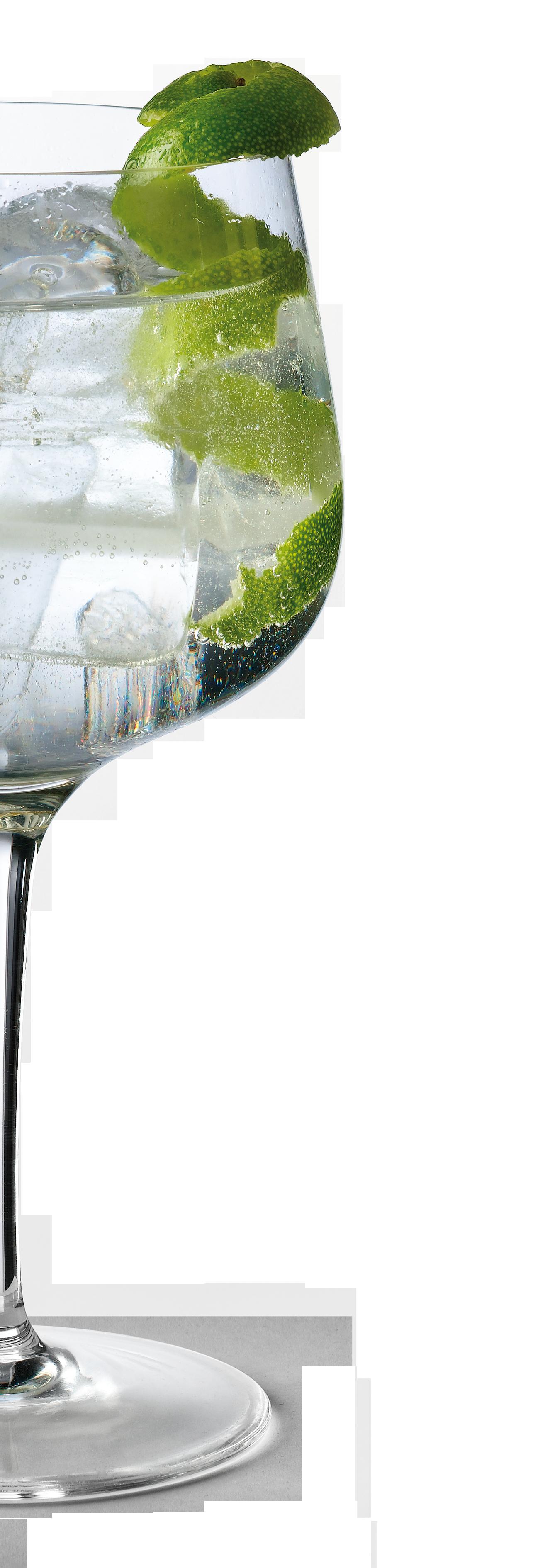 St Gin Glass
