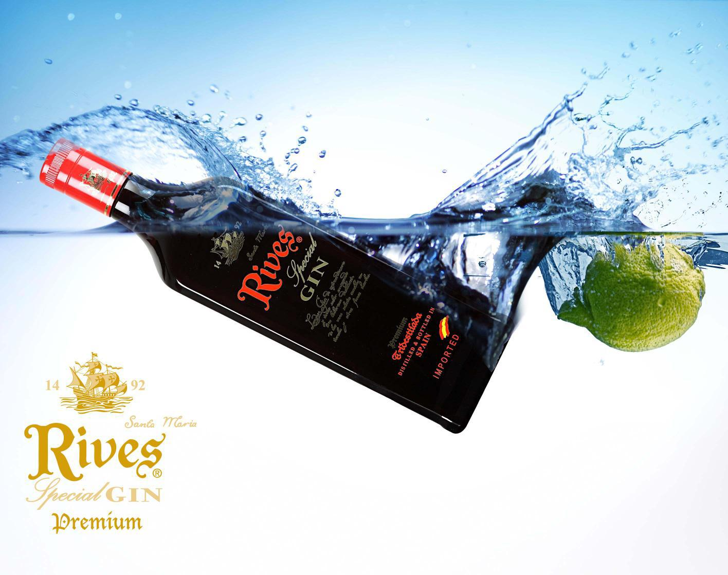 ginebra rives special - giona premium glass