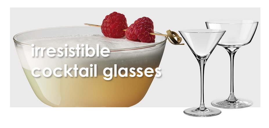 coktail stem glass of giona premium glass